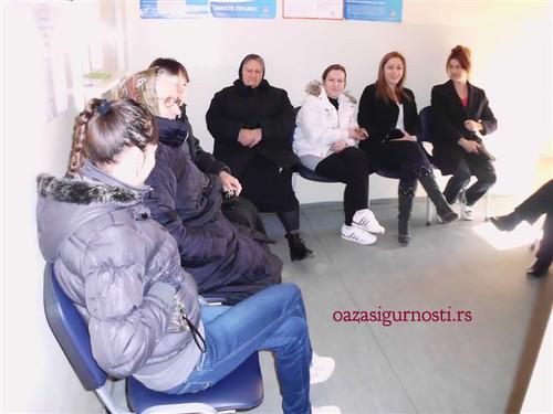 Podrška prevencije karcinoma kod žena u regionu Šumadija30