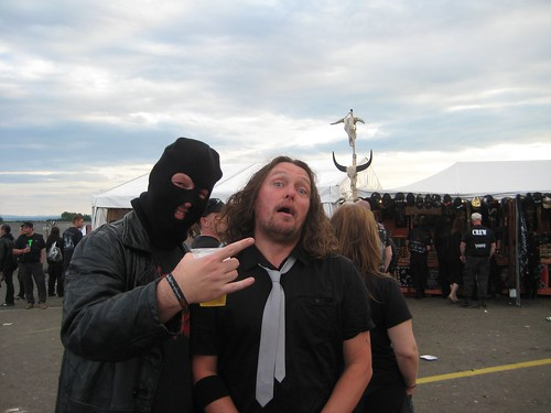 Me and the Panzerchrist