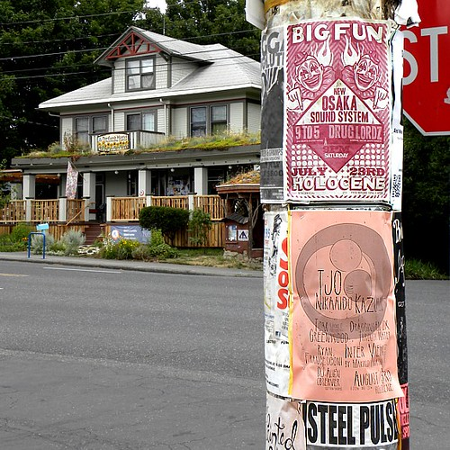 The Portland Hostel on Hawthorne