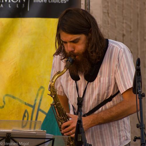 Scott Amendola Quartet at Stanford Shopping Center
