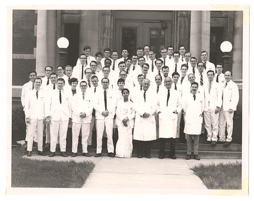[Johns Hopkins Hospital Department of Pediatrics house staff, 1969]