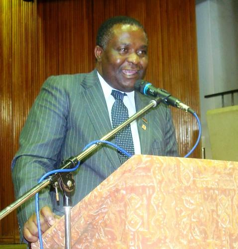 Malawi finance minister Ken Kandodo / Credit: Claire Ngozo/IPS