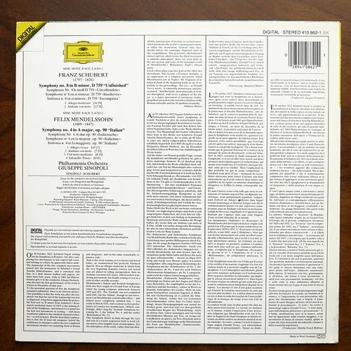 Backside Schubert - Symphony No.8