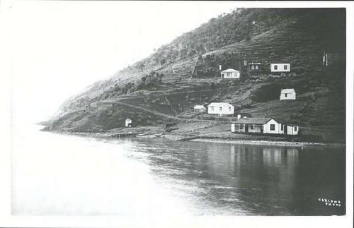 The Point Purakanui Inlet Blueskin Bay Otago New Zeand