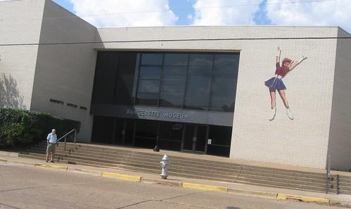 Rangerette Showcase-Museum at Kilgore College
