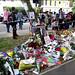 LONDON (LONDRES) / Memorial Amy Winehoure (26/07/2014)
