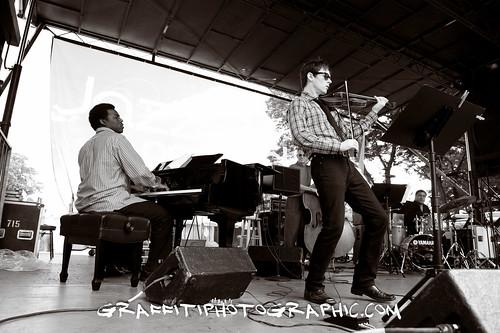 Orbert Davis' Quintet with Ryan Cohan, Ari Brown, Stewart Miller and Ernie Adams