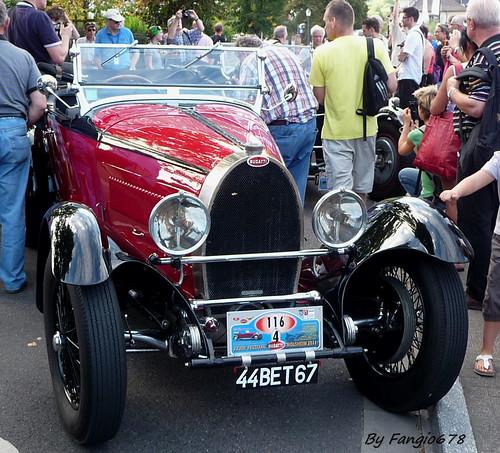 Bugatti type 44 (ex Jacques Dufilho)