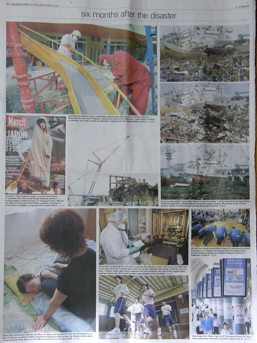 #9365 six months after the disaster
