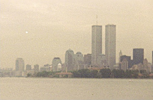 September 11th - Two verses and three poems
