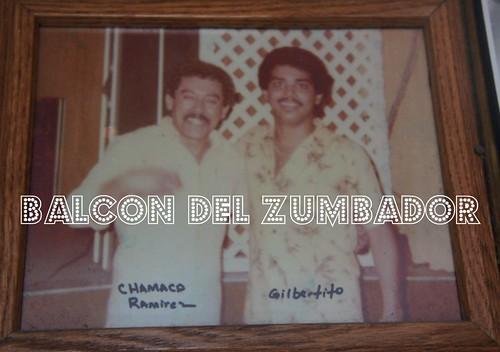 EL BALCON DEL ZUMBADOR,PIÑONES PUERTO RICO, Chamaco Ramirez y Gilberto Santa Rosa