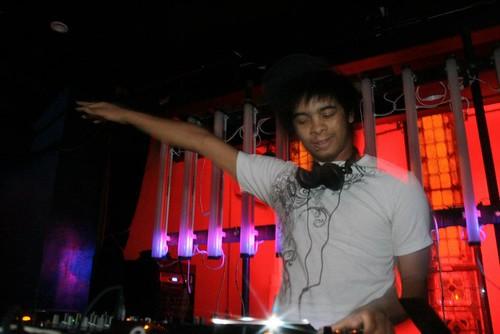 Black Daddy - DJ shot
