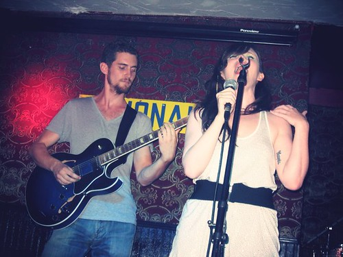 Patrick Deeney & Haley Bowery