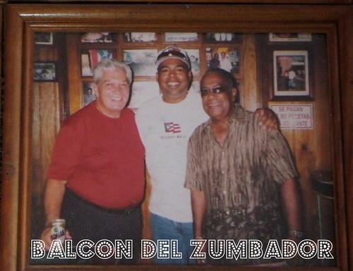 EL BALCON DEL ZUMBADOR,PIÑONES PUERTO RICO, Adalberto Santiago, Rafy y Cheo Feliciano