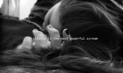 Delicate sound.