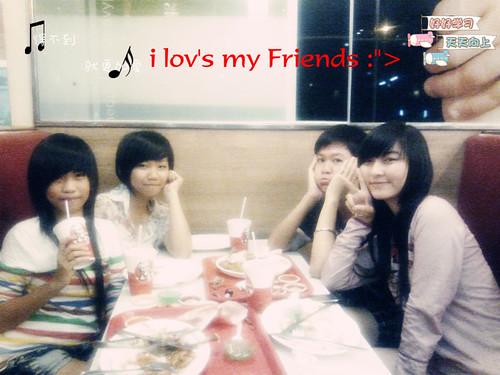 ♥ Ý nghĩa thật sự của tình bạn : )*