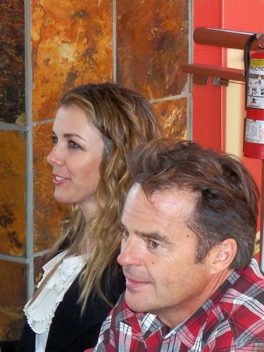 Christie Clark & Wally Kurth Day of Days 11