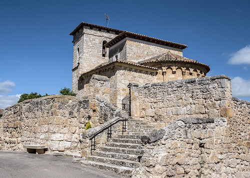 Iglesia de Pinillos de Esgueva (Burgos)