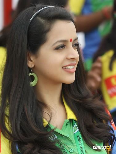Bhavana-Photos-At-CCL-Fainal-Match