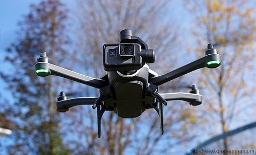 Any changes to the new GoPro Karma drone?