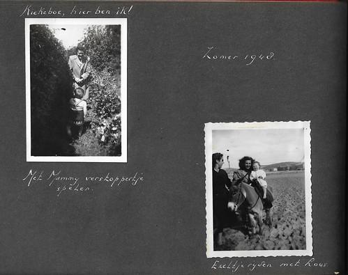 Moermond album 1/6 Fairclough family page 10