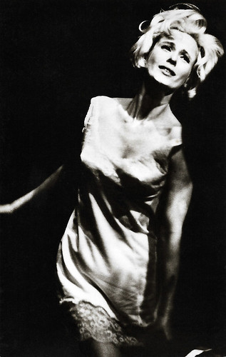 Bibi Andersson in Efter syndafallet (1964)