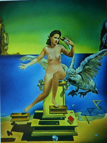 1949 Salvador Dali