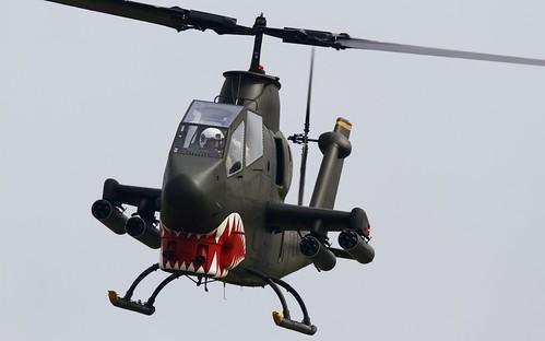 Ex-US Army Bell TAH-1P