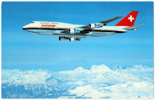 Swissair - Boeing 747-357 Prior to 1999. And the 747's Safety Record.