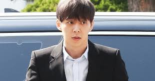 #ParkYoochun Tests Positive For methamphetamine #JYJ's Park Yoochun tested positive for drug use. The reason the police threw a big card claiming advance arrest warrant for Park Ji-cheon (33), a singer and actor suspected of drug use, was found to be the