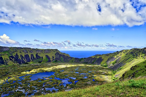 Rano Kao - Easter Island