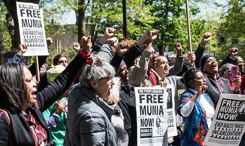 Release Mumia March