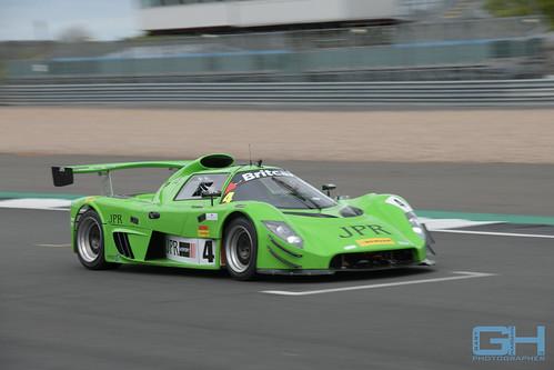Steve Harris Chris Hart JPR Motorsport Saker RAPX-1578