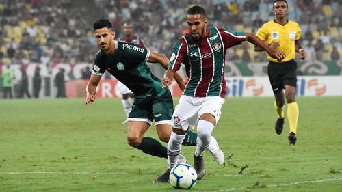 Fluminense x Goiás 28/04/2019