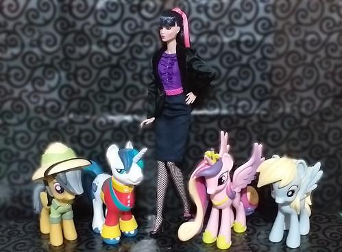 Sparkling Stargazer Twilight Sparkle Inspired MLP Doll (Integrity Toys)