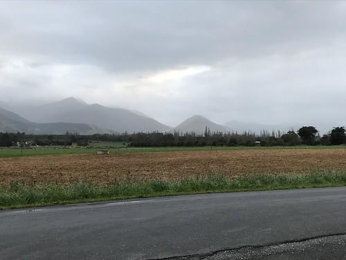 Across the street from Te Mahuru Retreat