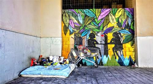 Pobreza en Valencia - España