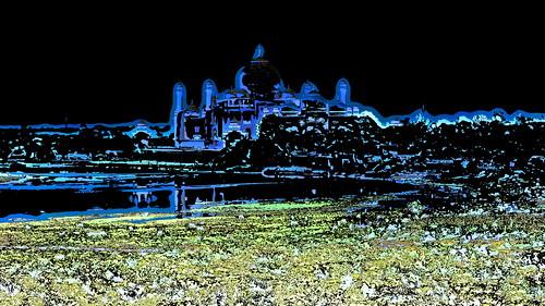 India - Uttar Pradesh - Agra - Taj Mahal - 102hh