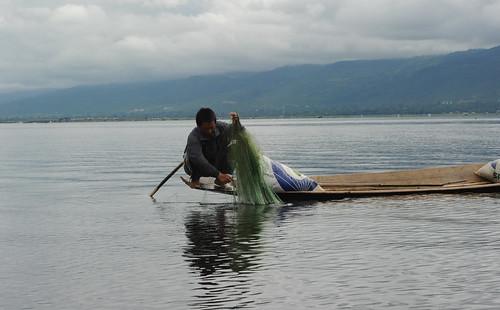 Inle Lake, Myanmar (Birmania) 700 880