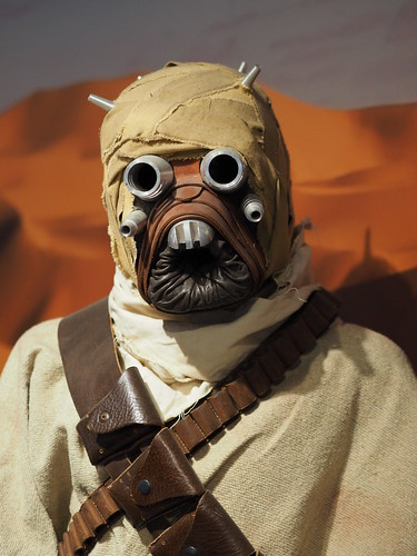 Tusken Raider / Sand People