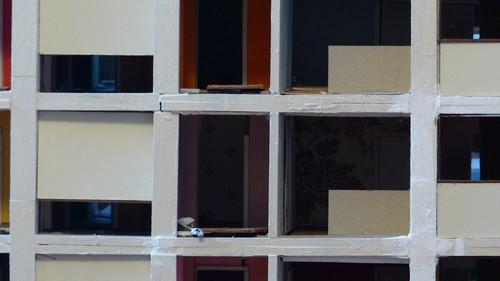 HLM & modelisme tout sur  la construction et l esprit du repetitif..@ la MARANDINIERE de STETIENNE LOIRE 42