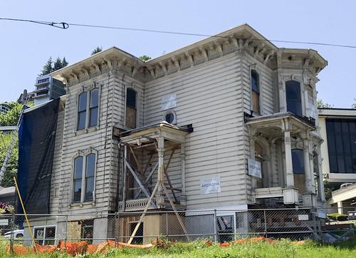 Rescue in Progress: Morris Marks House (1880)