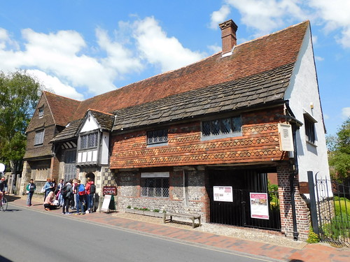 ENG2019 - Anne of Cleves House in Lewes