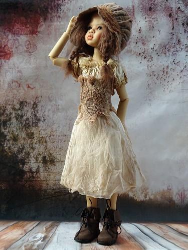 FS: Sienna by Kaye Wiggs