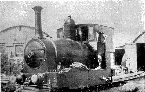 Pike Bros' SECUNDUS, a unique locomotive