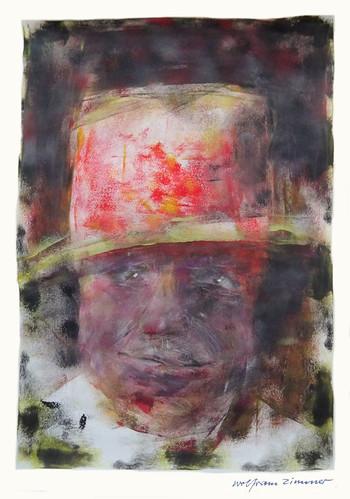 Wolfram Zimmer: Portrait - Porträt