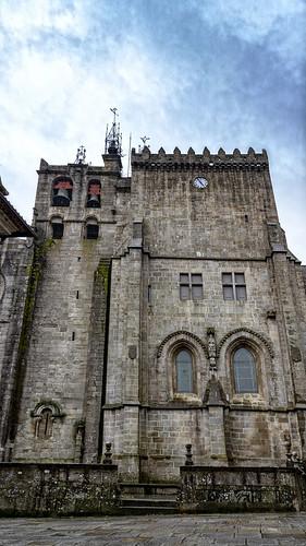 Campanario de la Catedral de Santa María - Tuy (Pontevedra)-