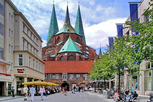 Germany - Lübeck - St. Marien - 7