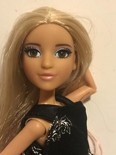 "Adrienne Attoms - Aesthetix Top Model - ""Headshot"" - Week 0"