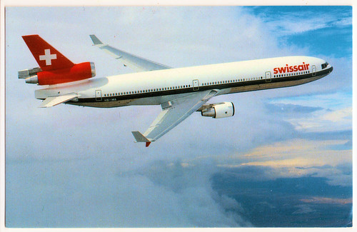 Swissair - McDonnell-Douglas MD-11. And its Safety Record.